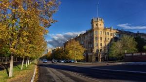 Мой город, проспект Металлургов