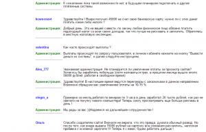 "О сайте ""Rabota V Internete"" отзывы"