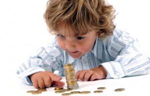 Ребёнок и деньги. Что и как нужно объяснить маленькому ребёнку о деньгах.