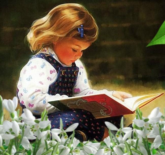 История из детства про деньги, книги и любовь. Ребёнок и деньги