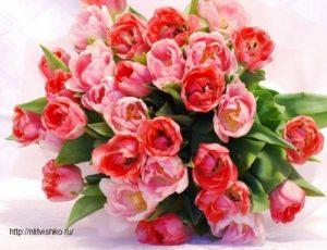 Итоги конкурса. Тюльпаны