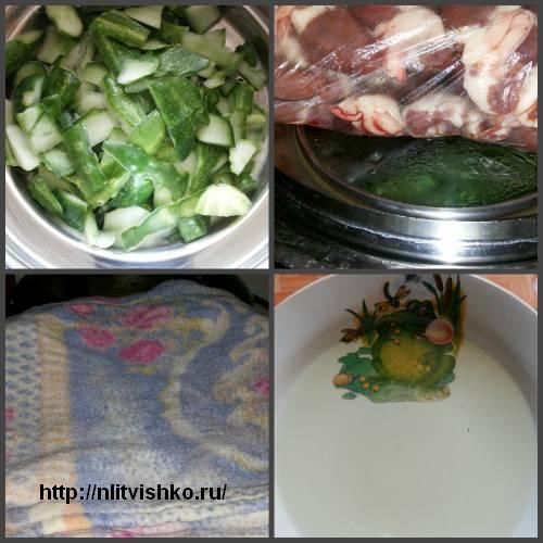 Рецепты с переросшими огурцами с фото