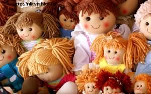 Стихи о детях, их желаниях и переживаниях. Игрушки, куклы