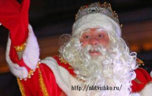 Стихи про Новый год для детей. Дед Мороз