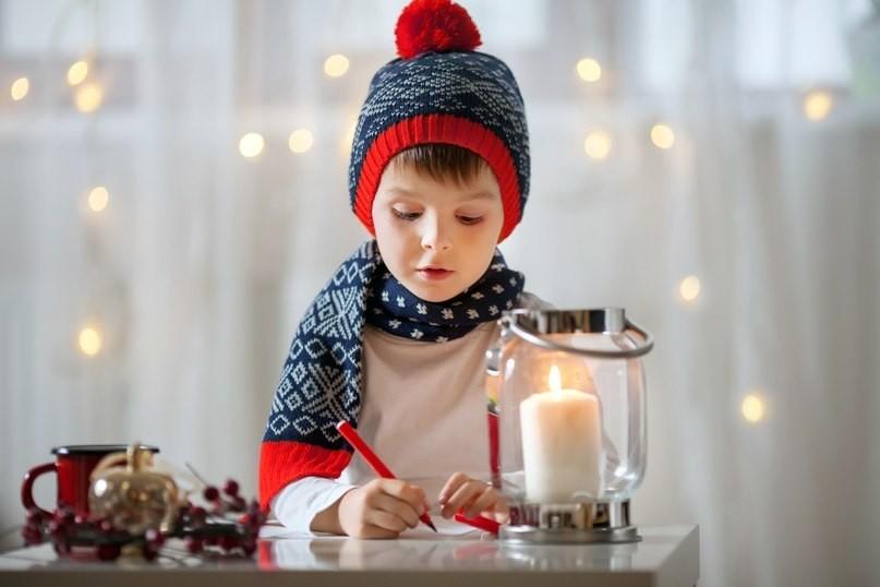 Стихи для детей про Деда Мороза